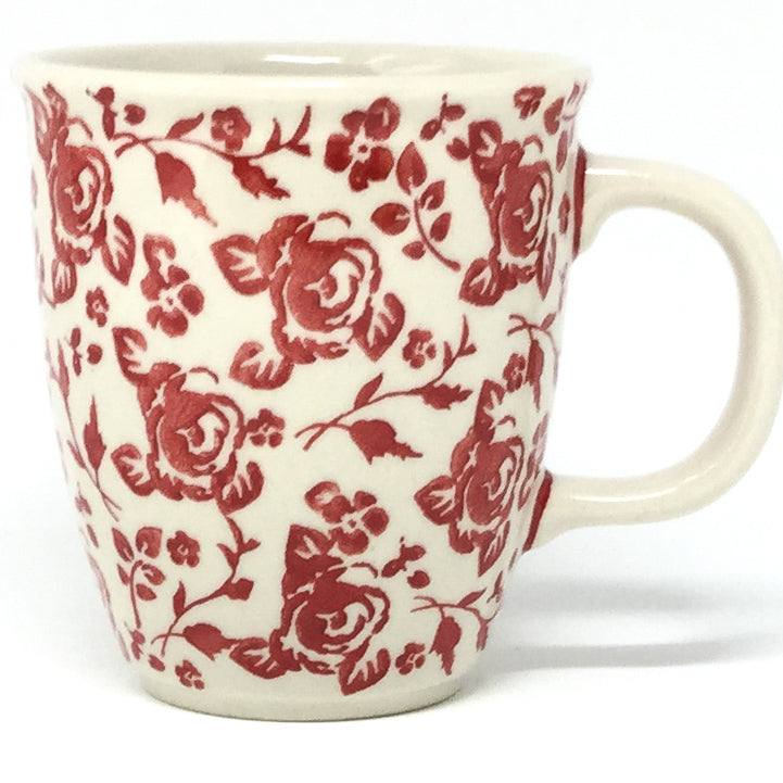 Bistro Cup 10.5 oz in Antique Red