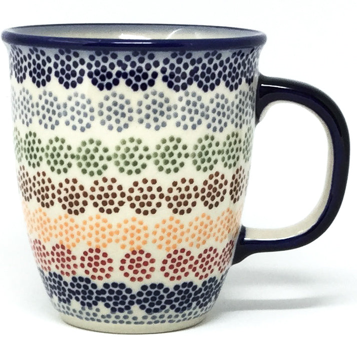 Bistro Cup 10.5 oz in Modern Dots