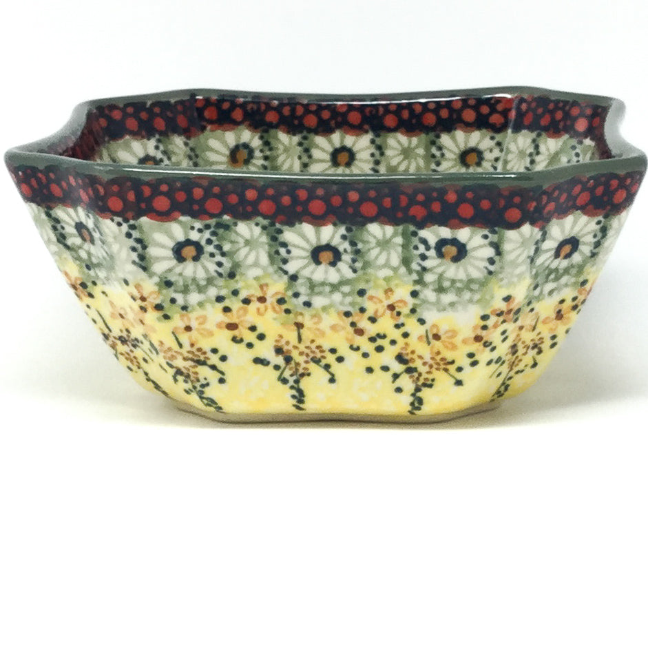 Square Soup Bowl 16 oz in Cottage Decor