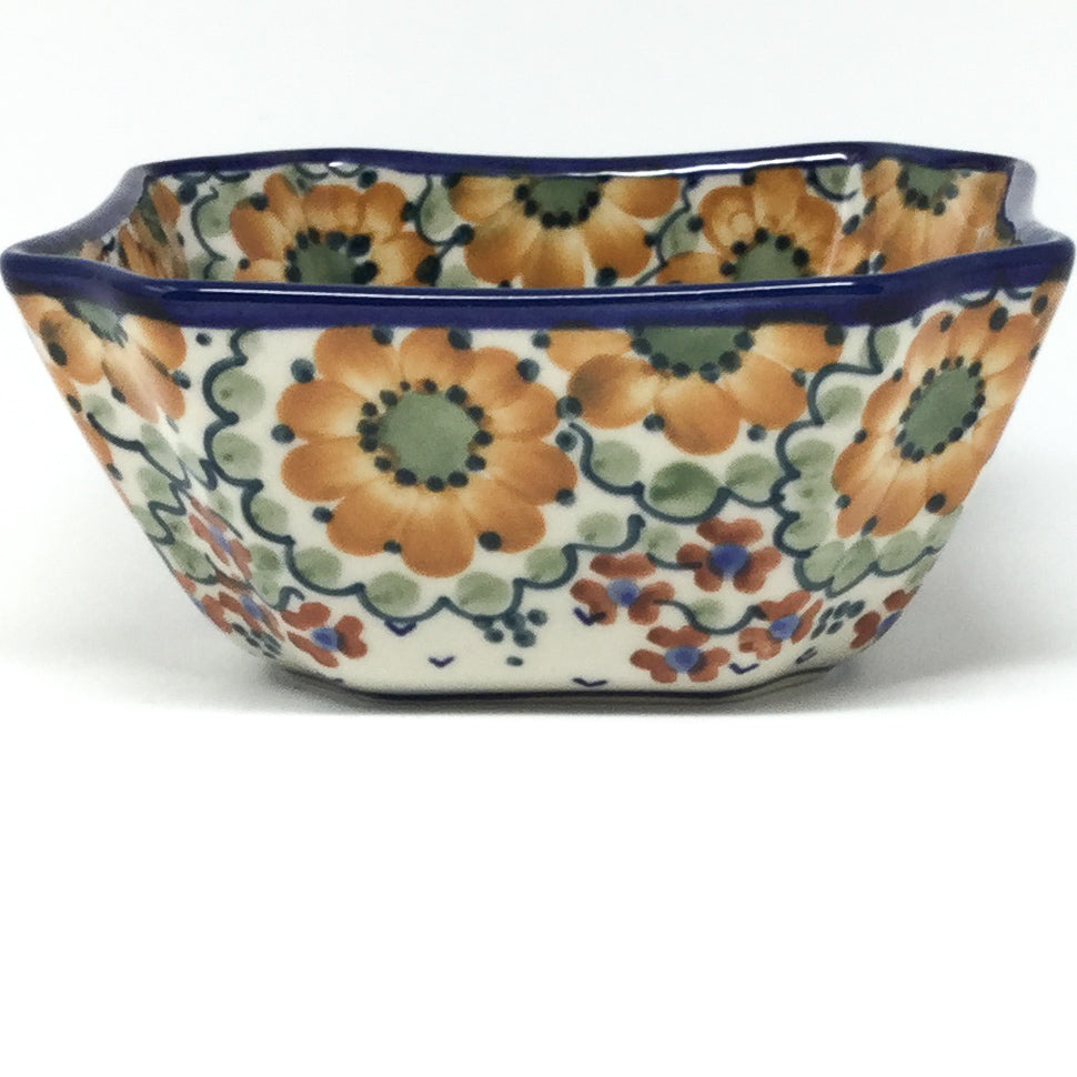 Square Soup Bowl 16 oz in Fall