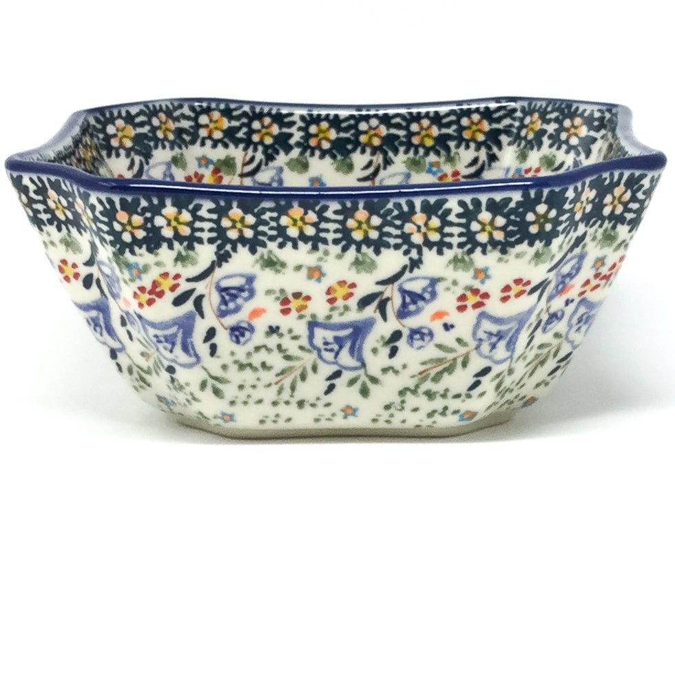 Square Soup Bowl 16 oz in Autumn