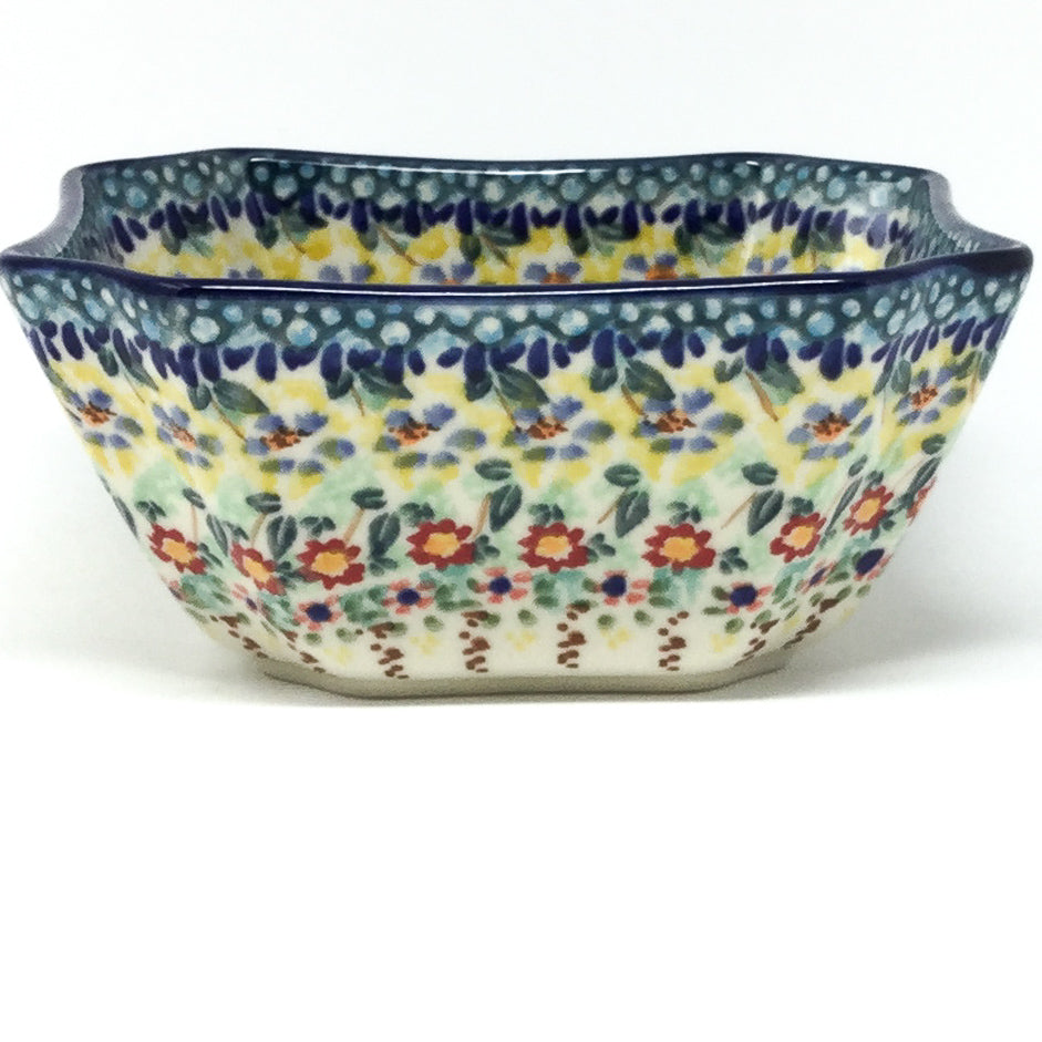Square Soup Bowl 16 oz in Country Fall