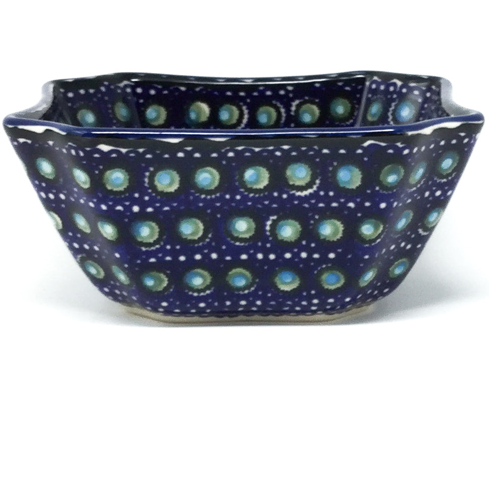 Square Soup Bowl 16 oz in Blue Moon
