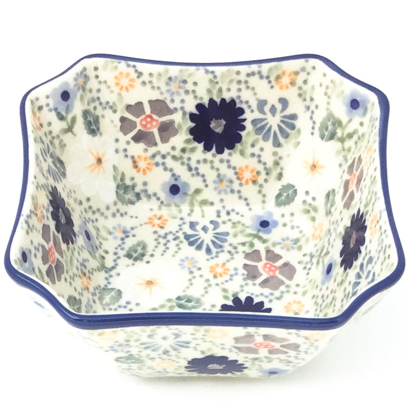 Square Soup Bowl 16 oz in Morning Breeze