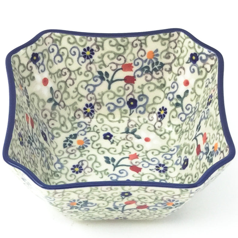 Square Soup Bowl 16 oz in Early Spring