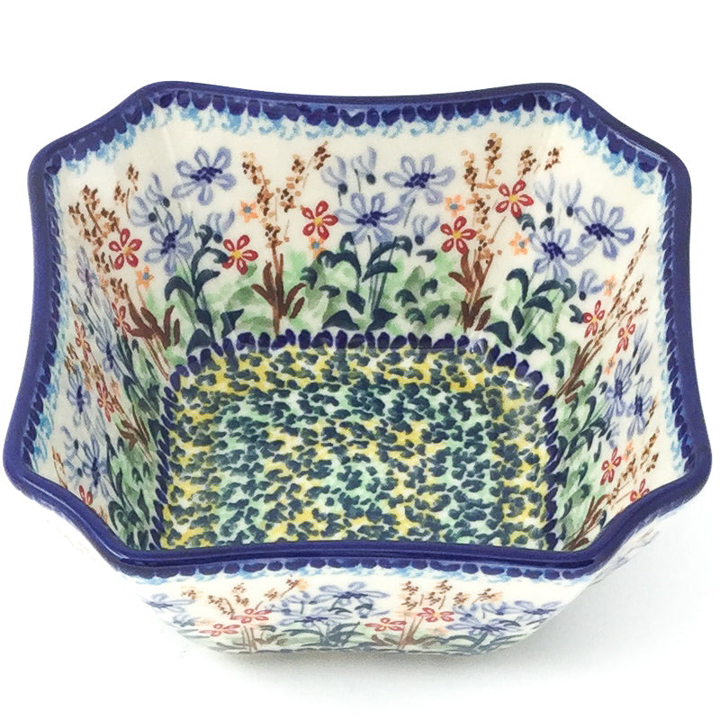 Square Soup Bowl 16 oz in Country Spring