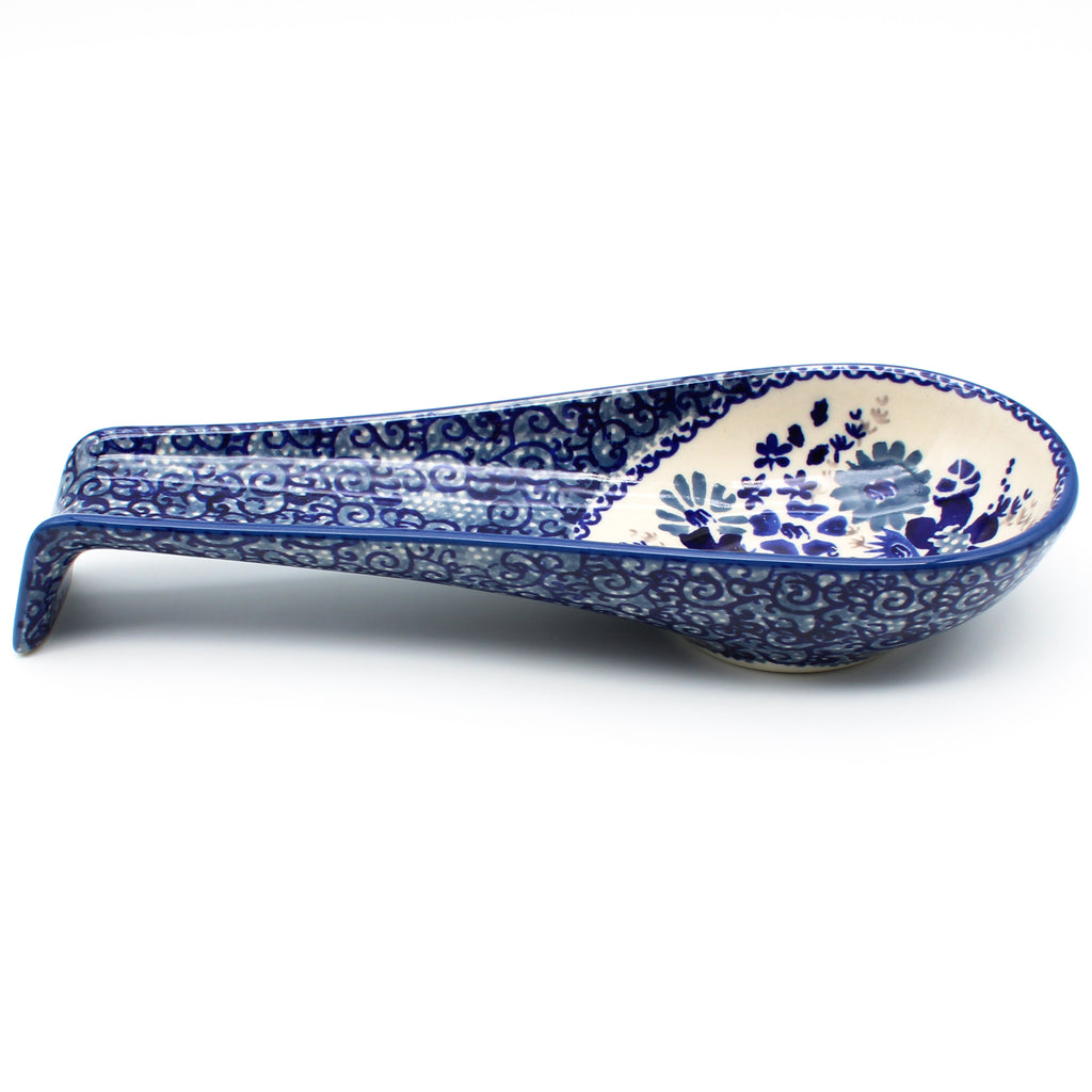 Square Soup Bowl 16 oz in Butterfly Field