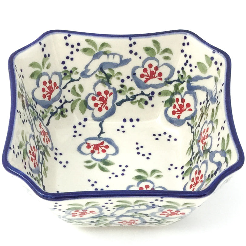 Square Soup Bowl 16 oz in Japanese Garden