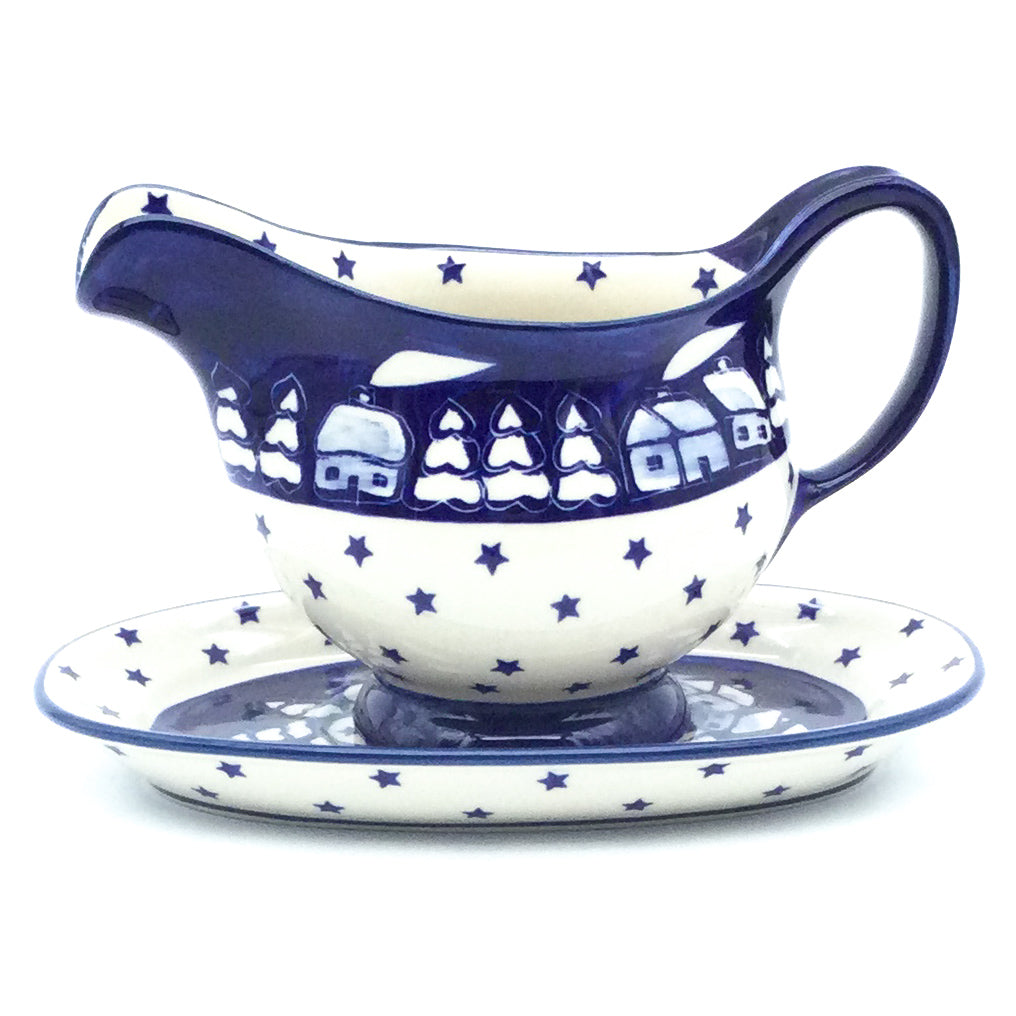 Square Cup 8 oz in Delicate Flowers