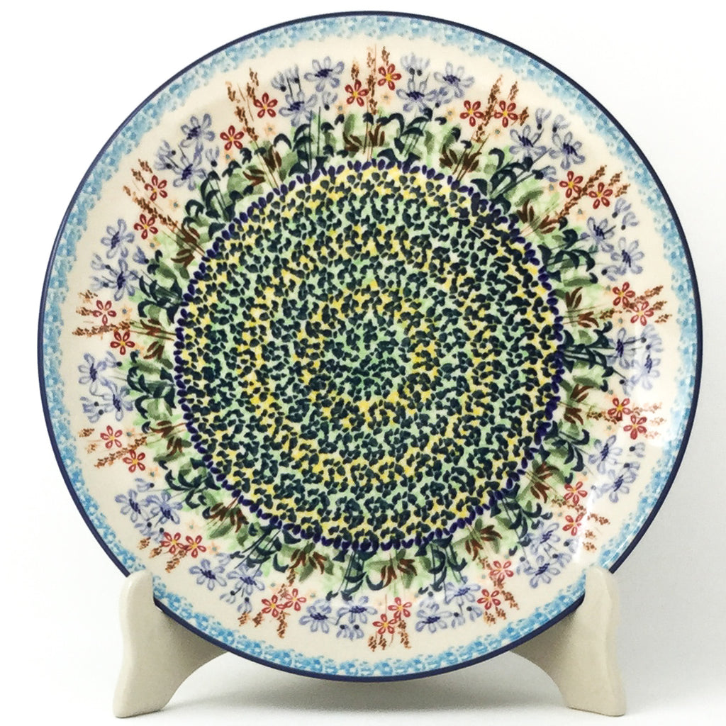 "Dinner Plate 10"" in Country Spring"