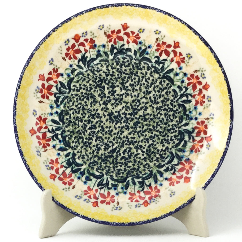 "Dinner Plate 10"" in Country Summer"
