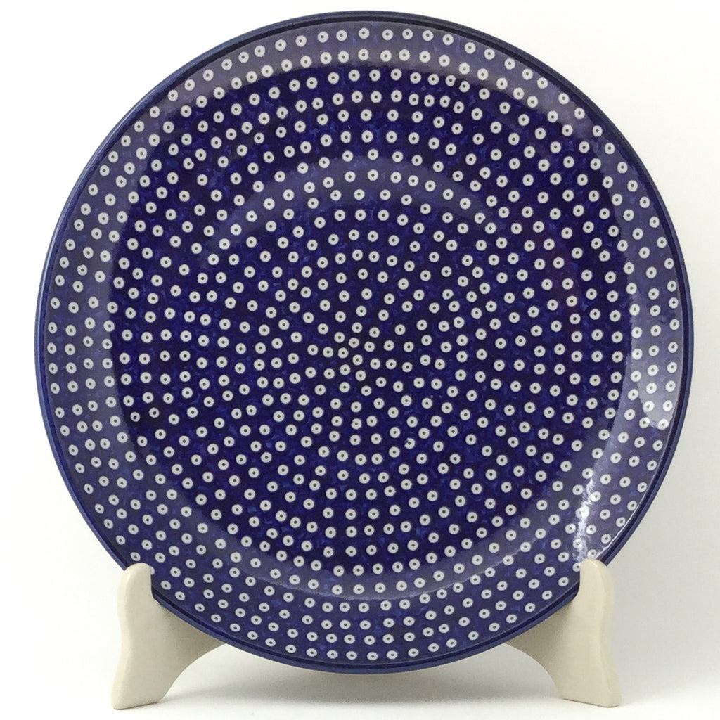 "Dinner Plate 11"" in Blue Elegance"