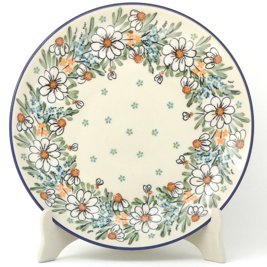 "Dinner Plate 10"" in Spectacular Daisy"