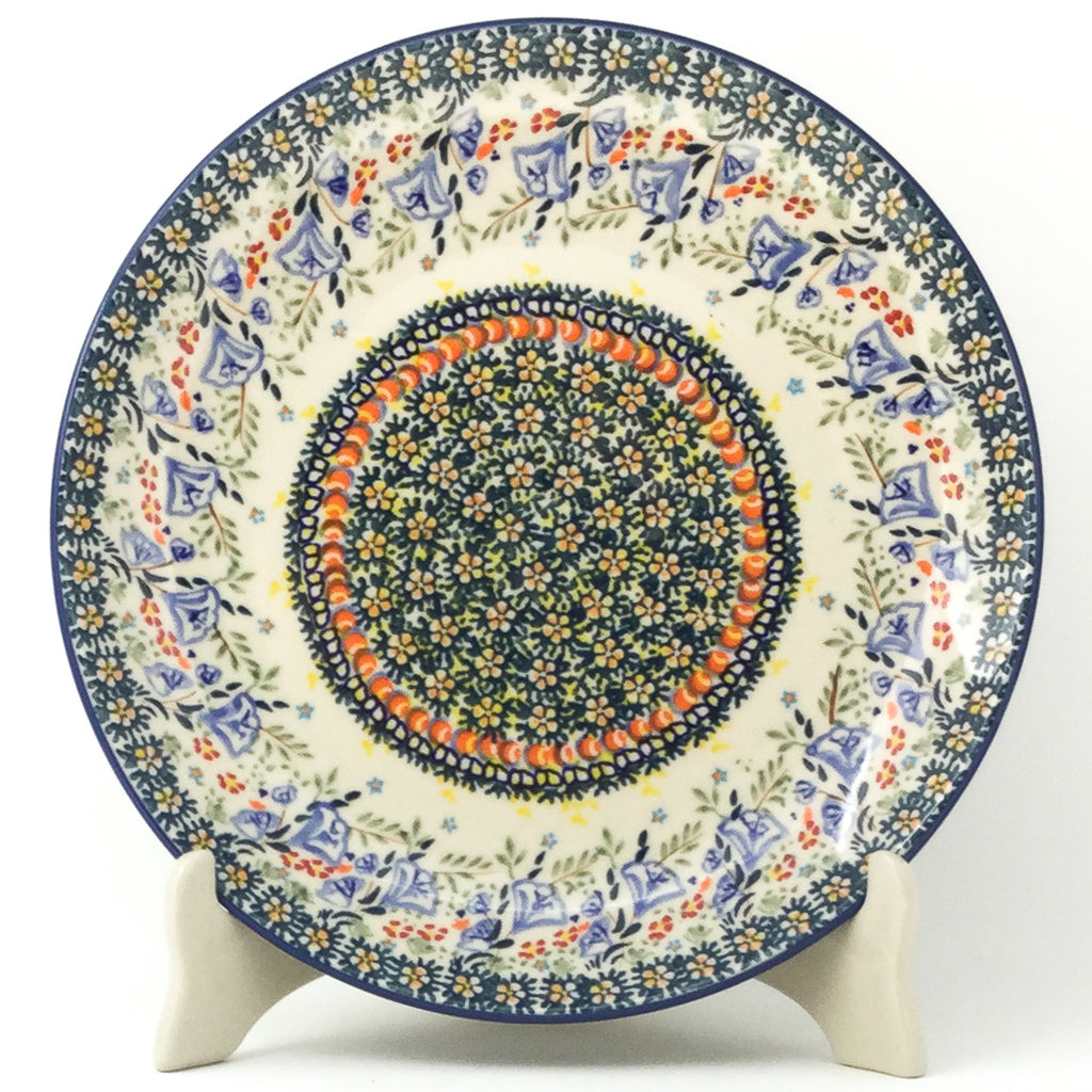 "Dinner Plate 10"" in Autumn"
