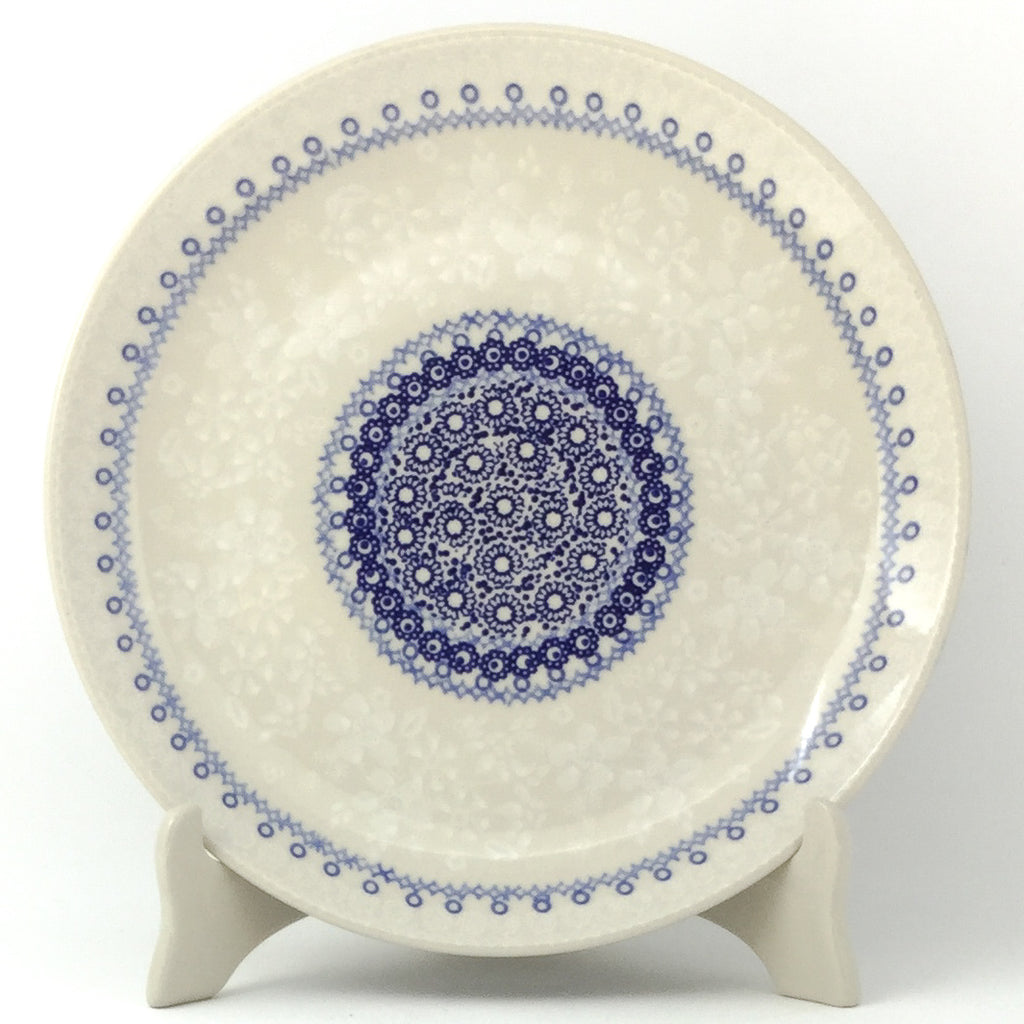 "Dinner Plate 10"" in Delicate Blue"