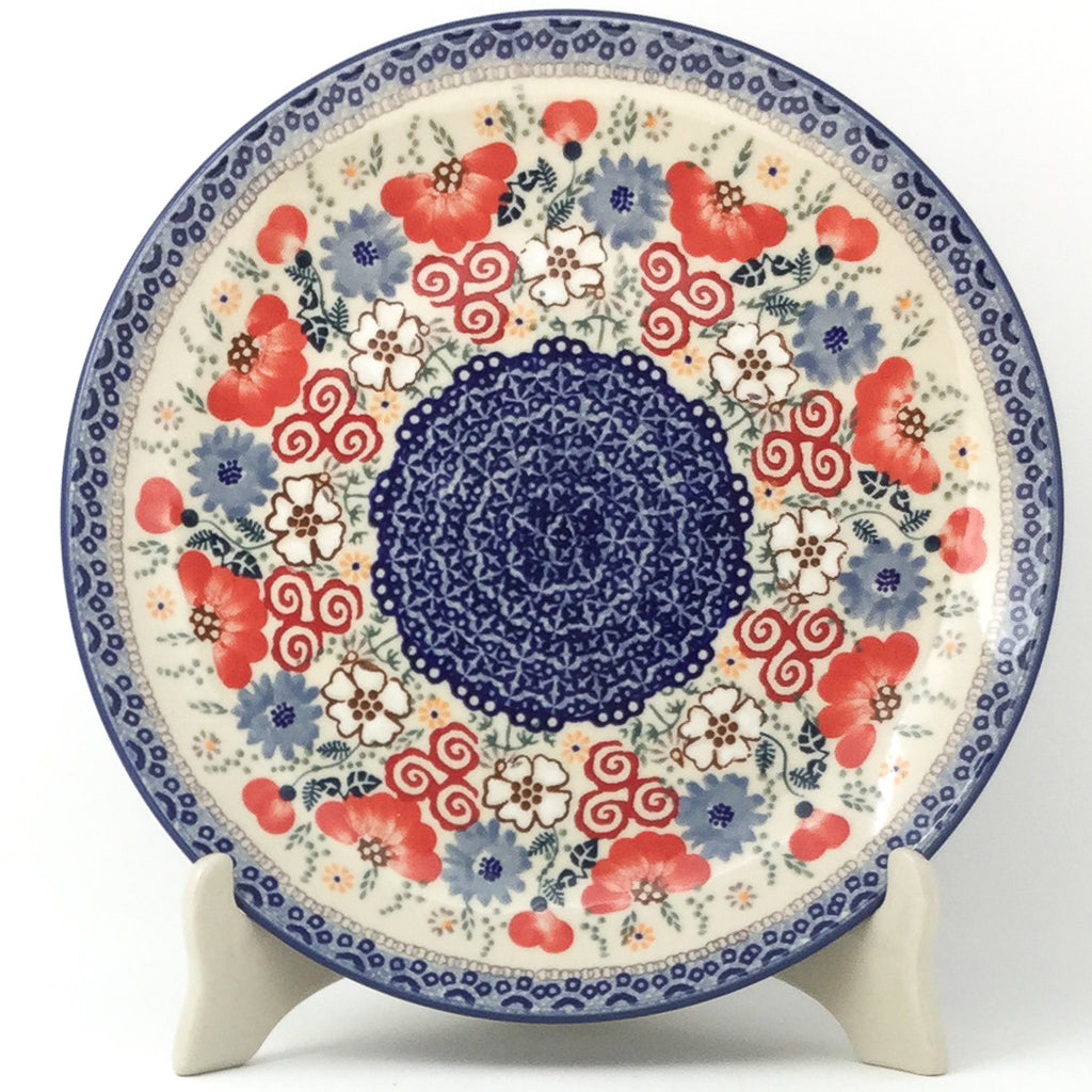 "Dinner Plate 10"" in Perennial Garden"