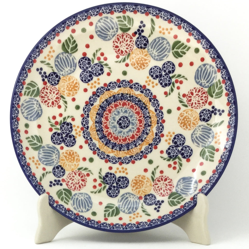 "Dinner Plate 10"" in Modern Berries"