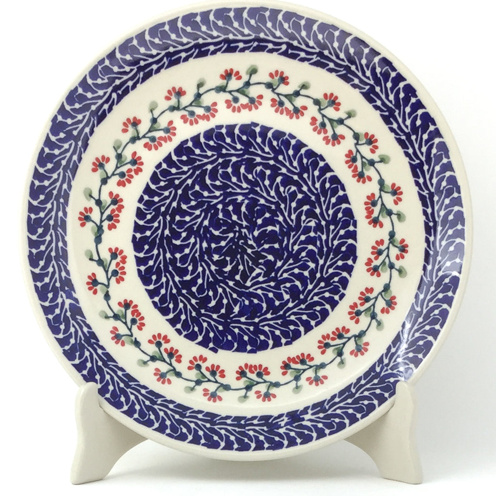 "Dinner Plate 10"" in Red Cherry"