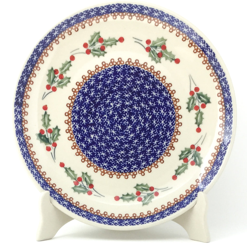 "Dinner Plate 10"" in Holly"