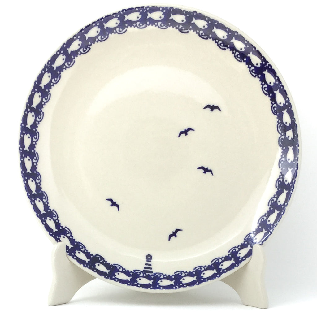 "Dinner Plate 10"" in Lighthouse"