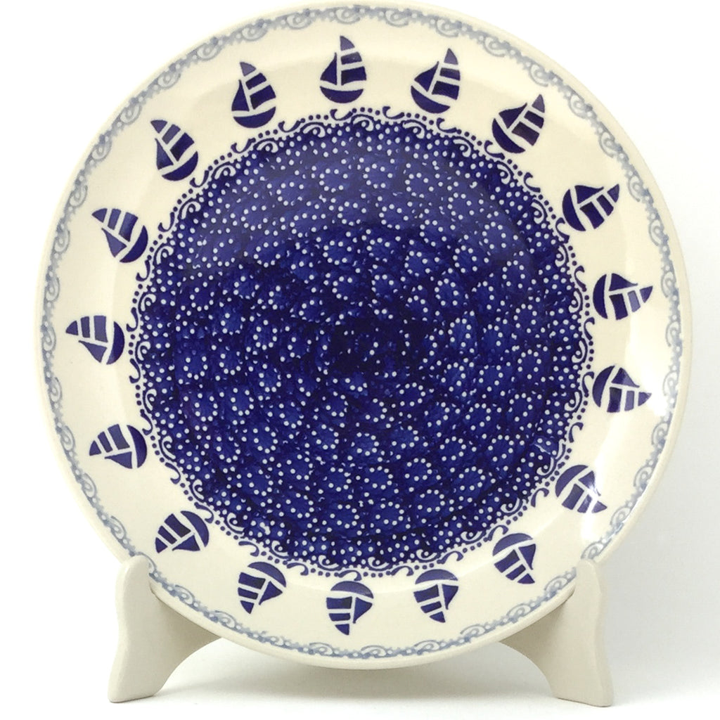 "Dinner Plate 10"" in Sail Regatta"