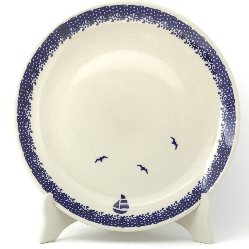 "Dinner Plate 10"" in Sailboat"
