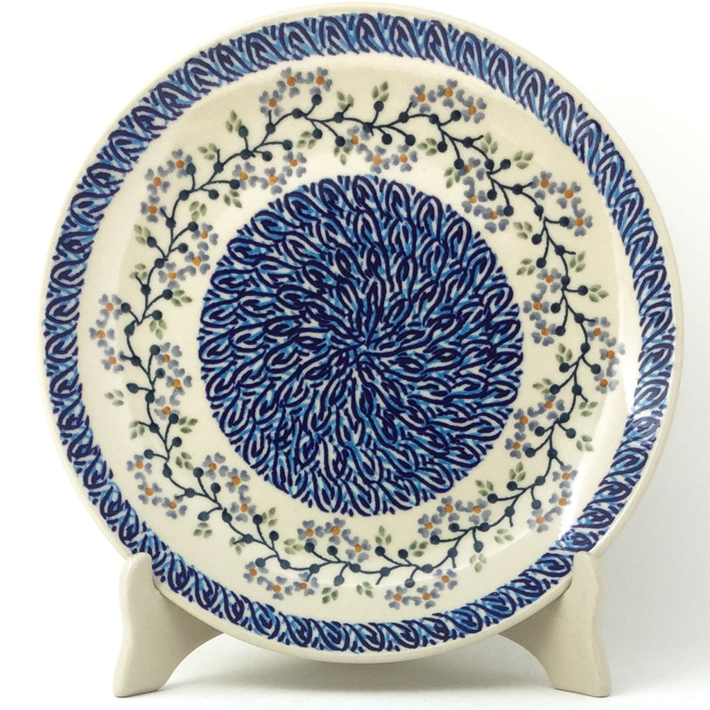 "Dinner Plate 10"" in Blue Meadow"