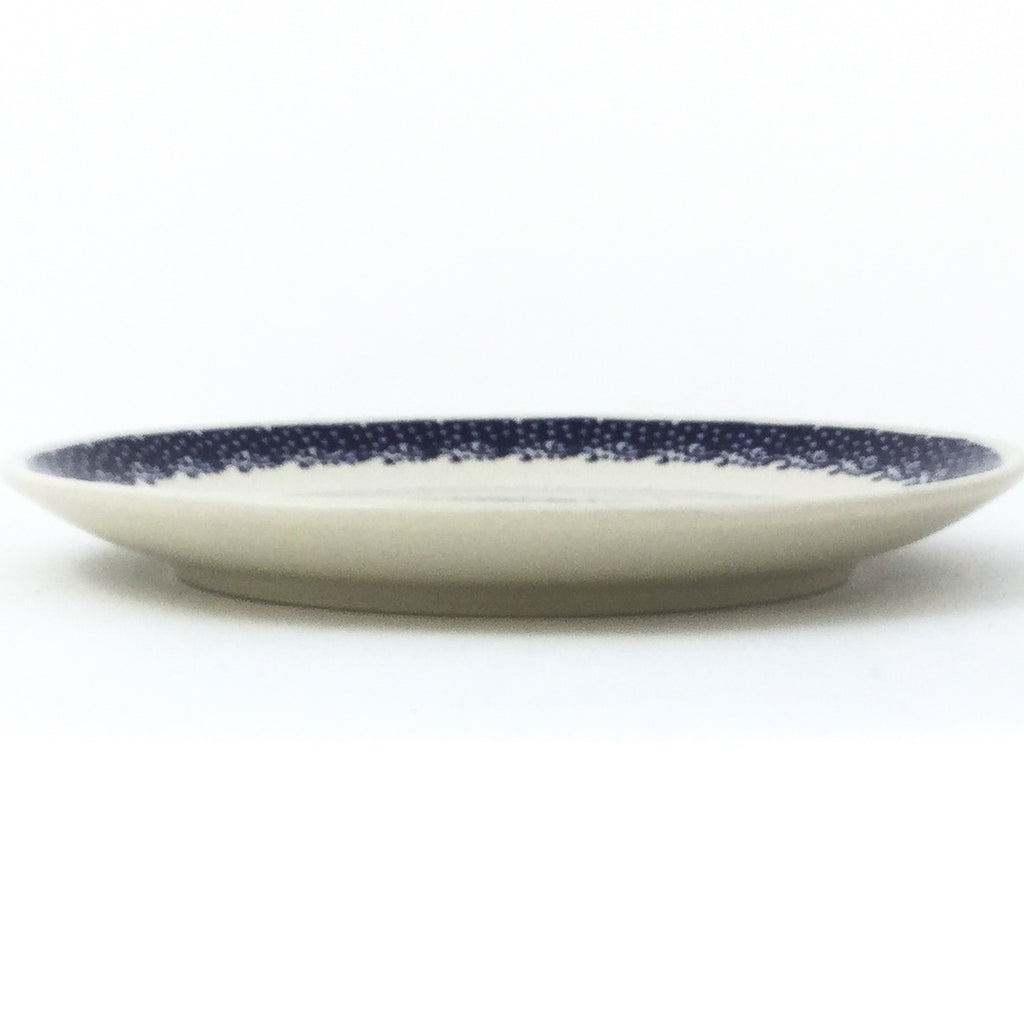 Luncheon Plate in Sailboat