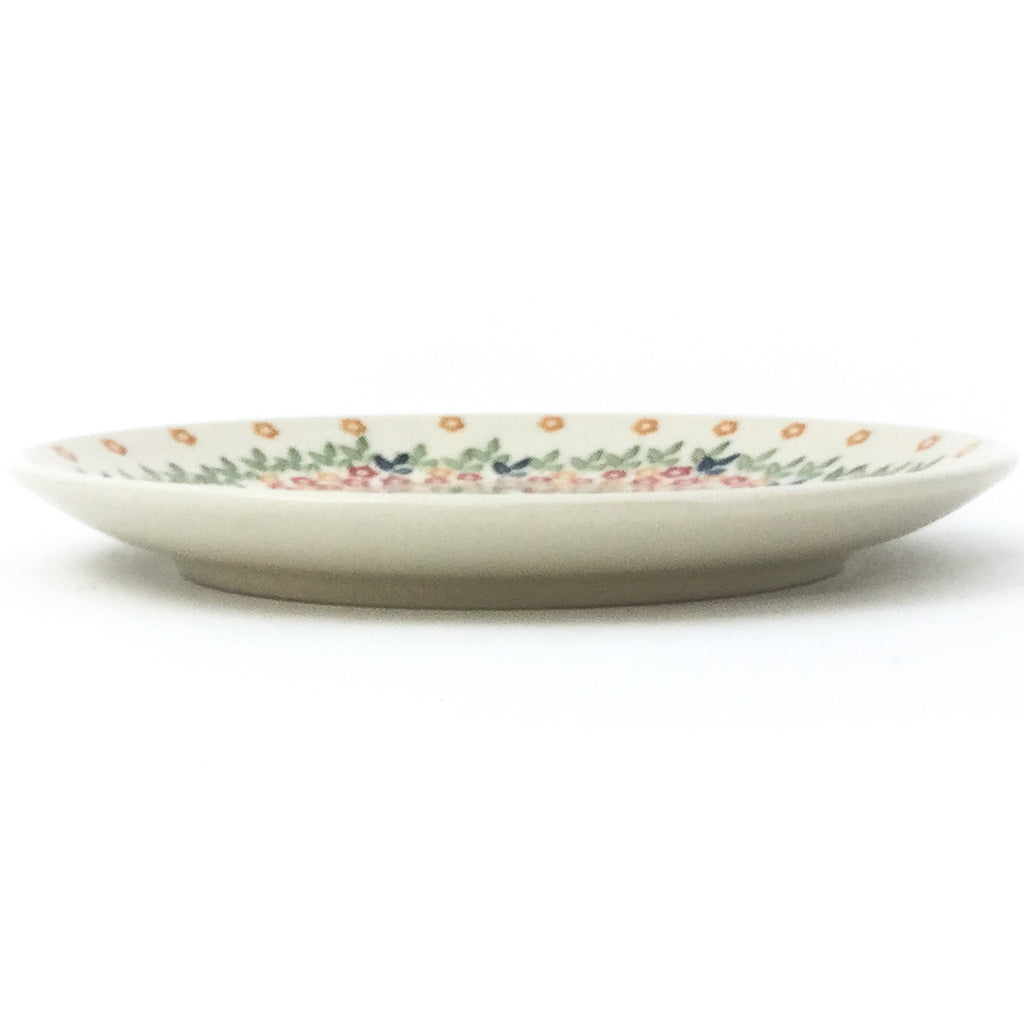 Luncheon Plate in Tiny Flowers