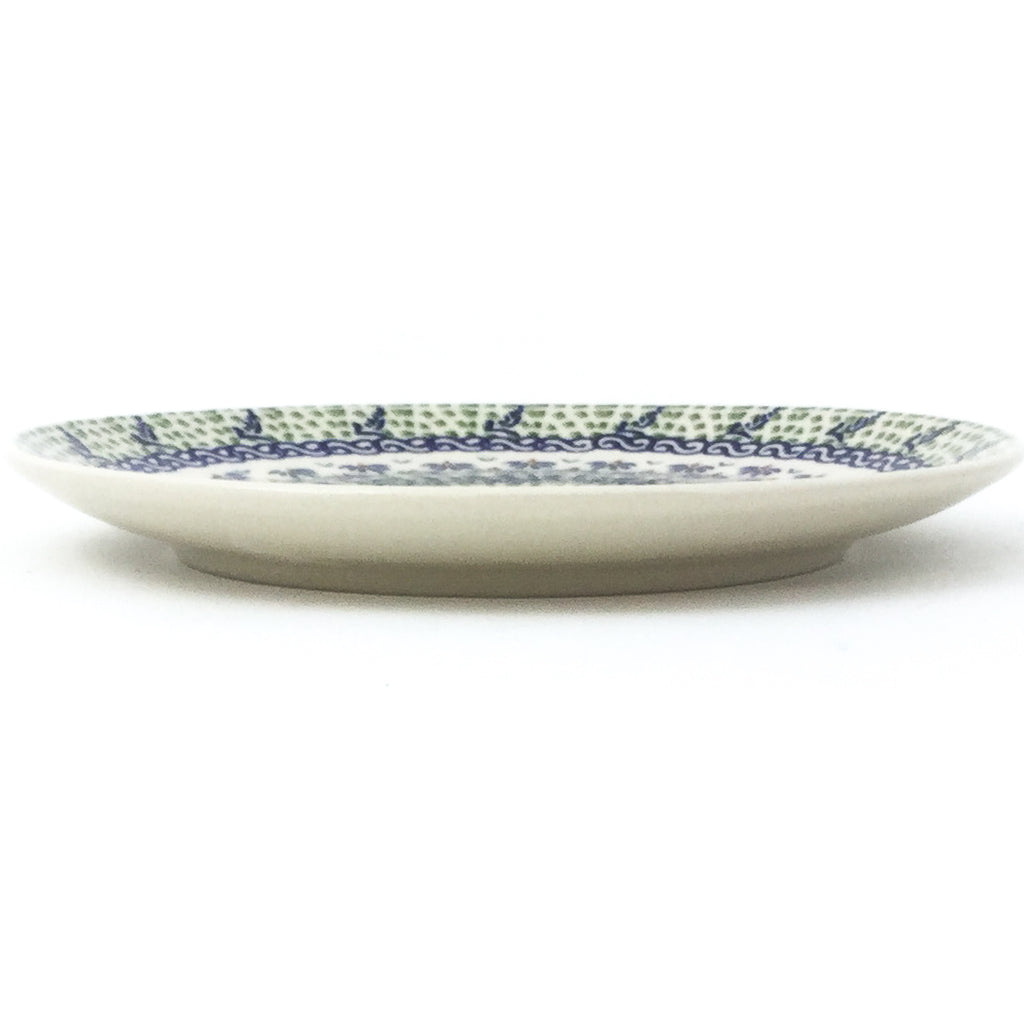 Luncheon Plate in Blue Iris