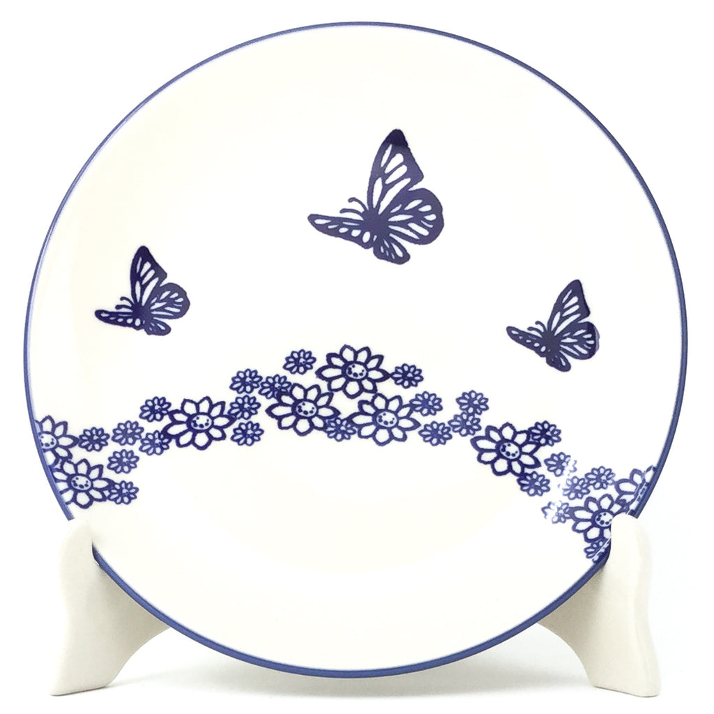 Luncheon Plate in Butterfly