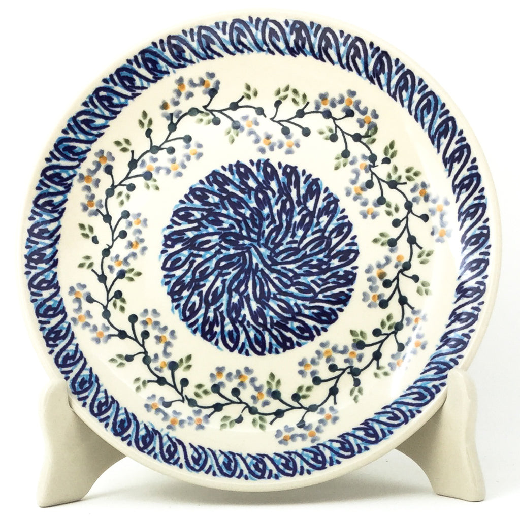 Luncheon Plate in Blue Meadow