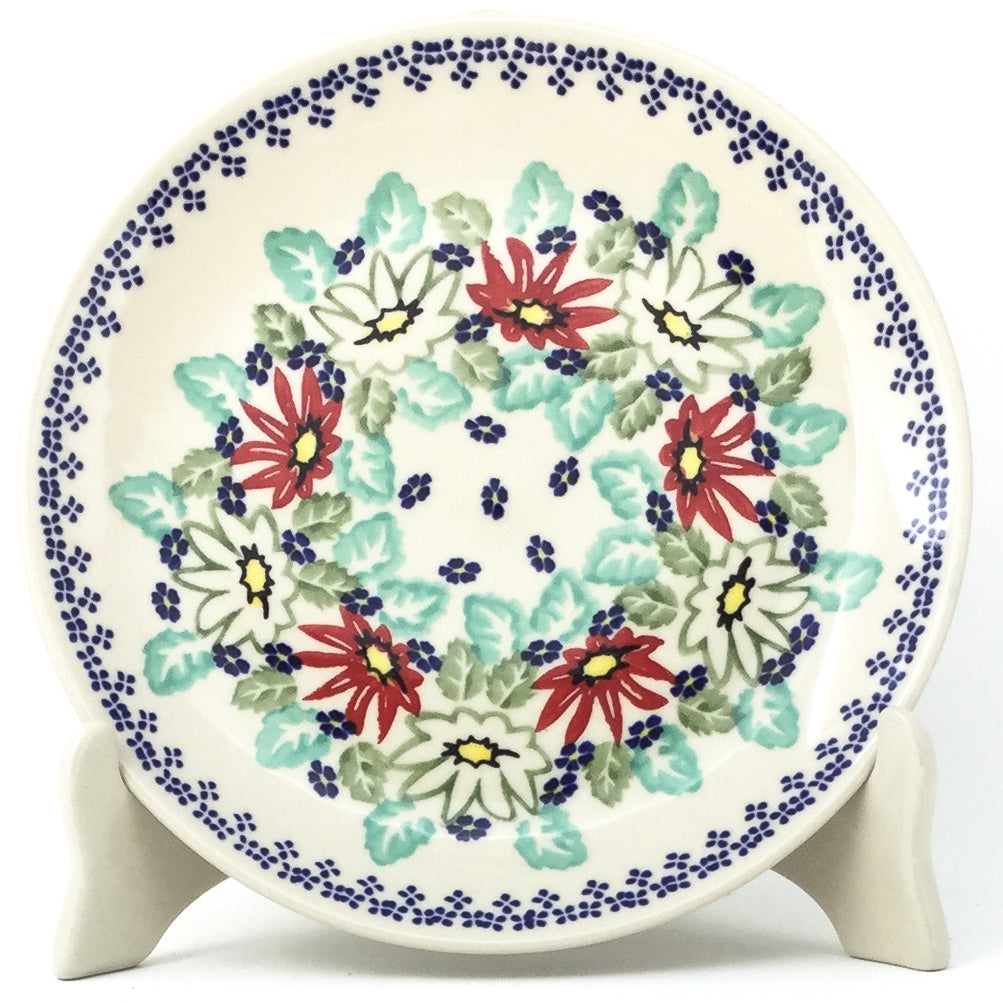 Luncheon Plate in Dahlia