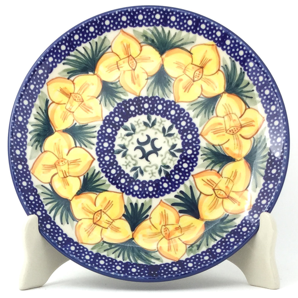 Luncheon Plate in Daffodils
