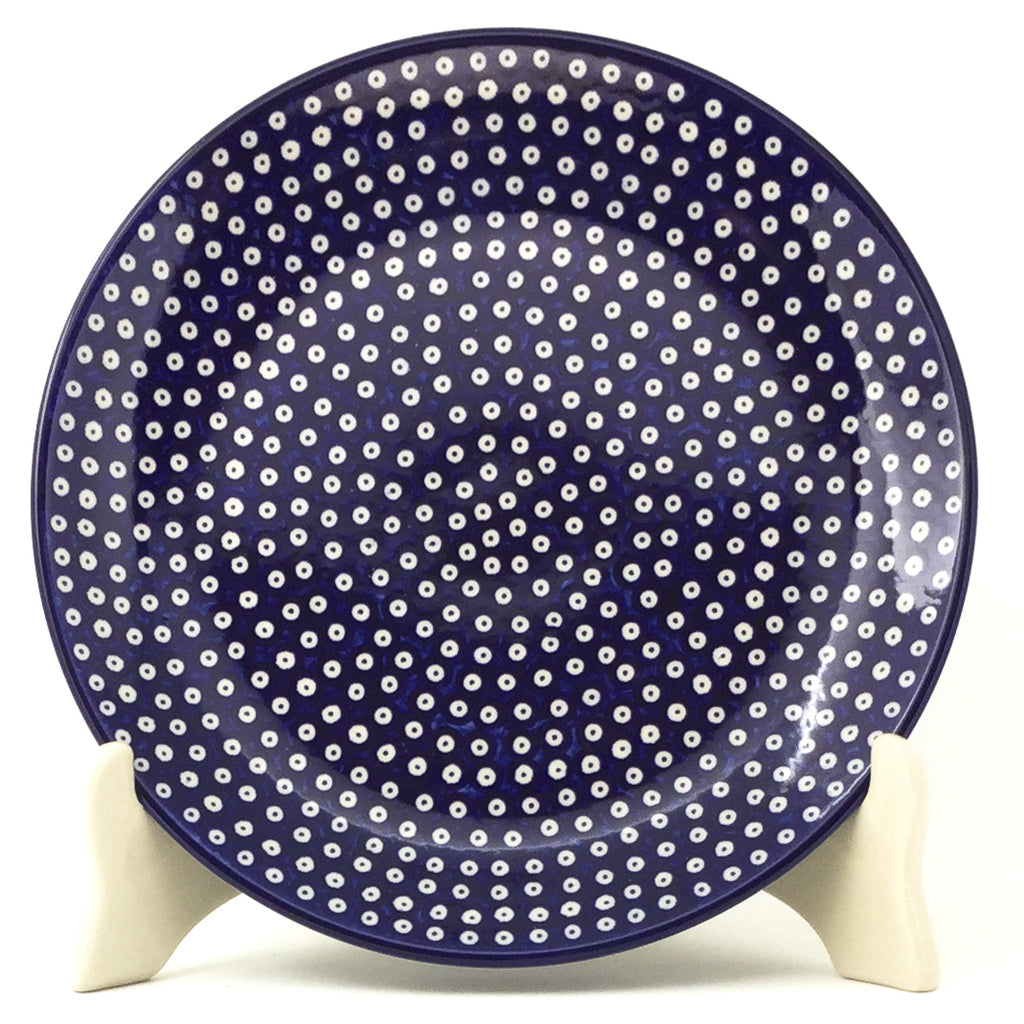 Luncheon Plate in Blue Elegance