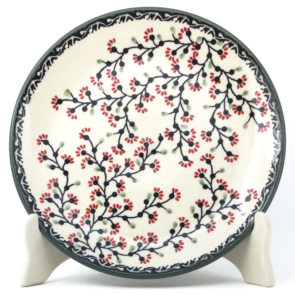 Luncheon Plate in Japanese Cherry