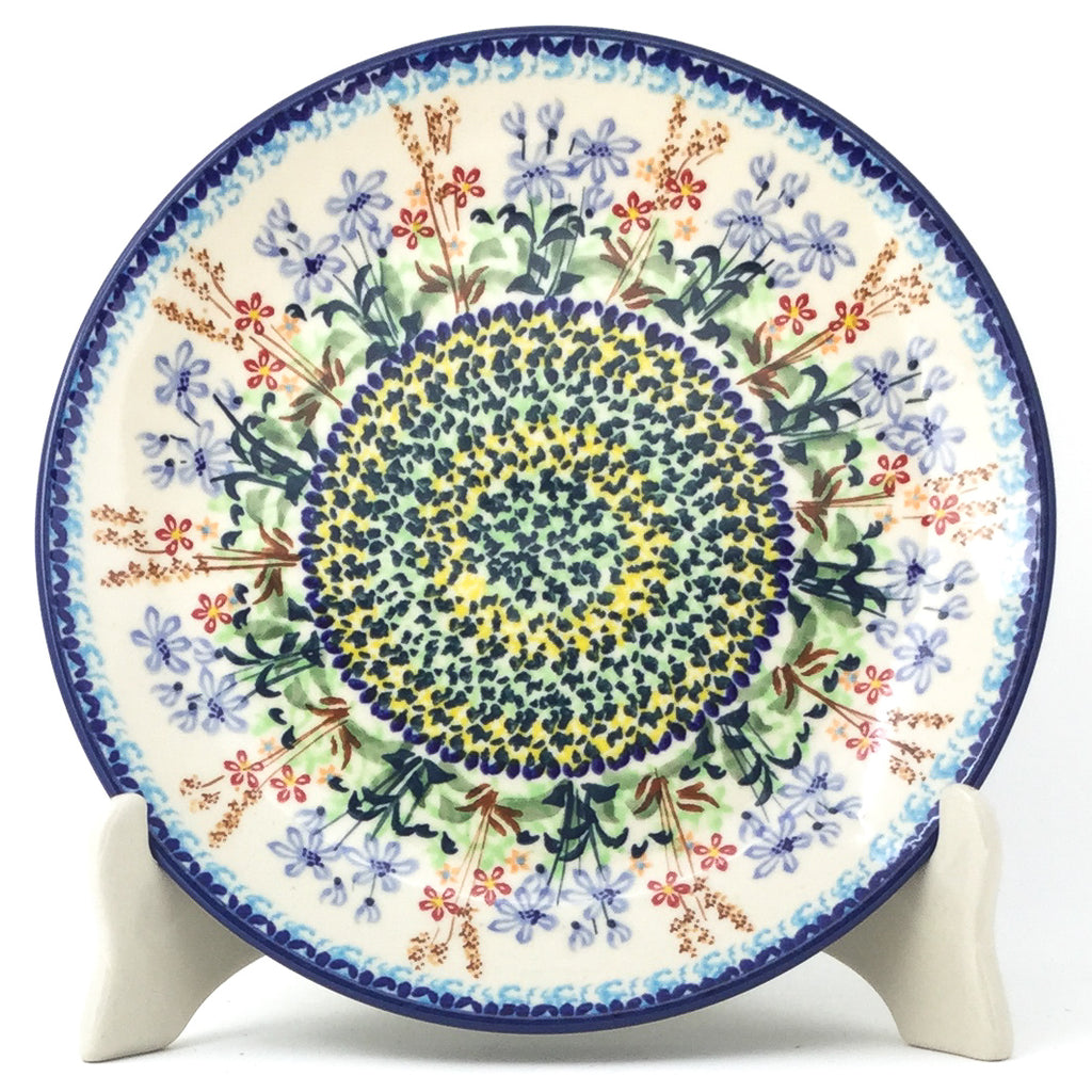 Luncheon Plate in Country Spring