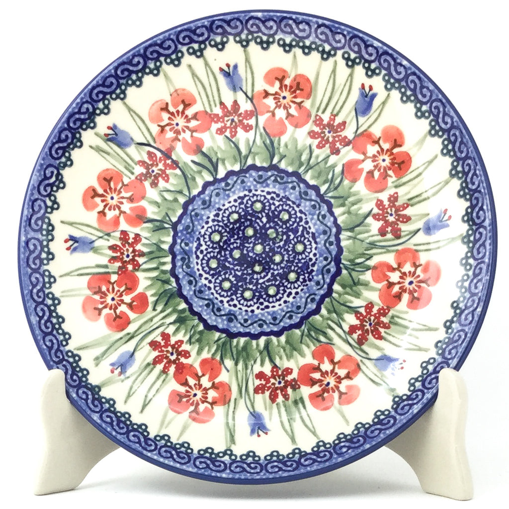 Luncheon Plate in Spring Meadow