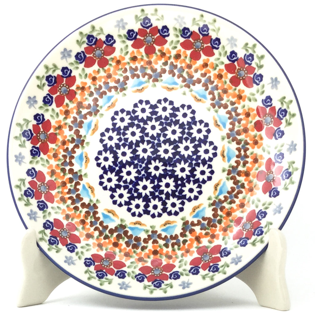 Luncheon Plate in Summer