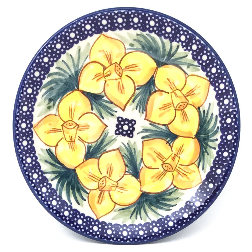 Bread & Butter Plate in Daffodils