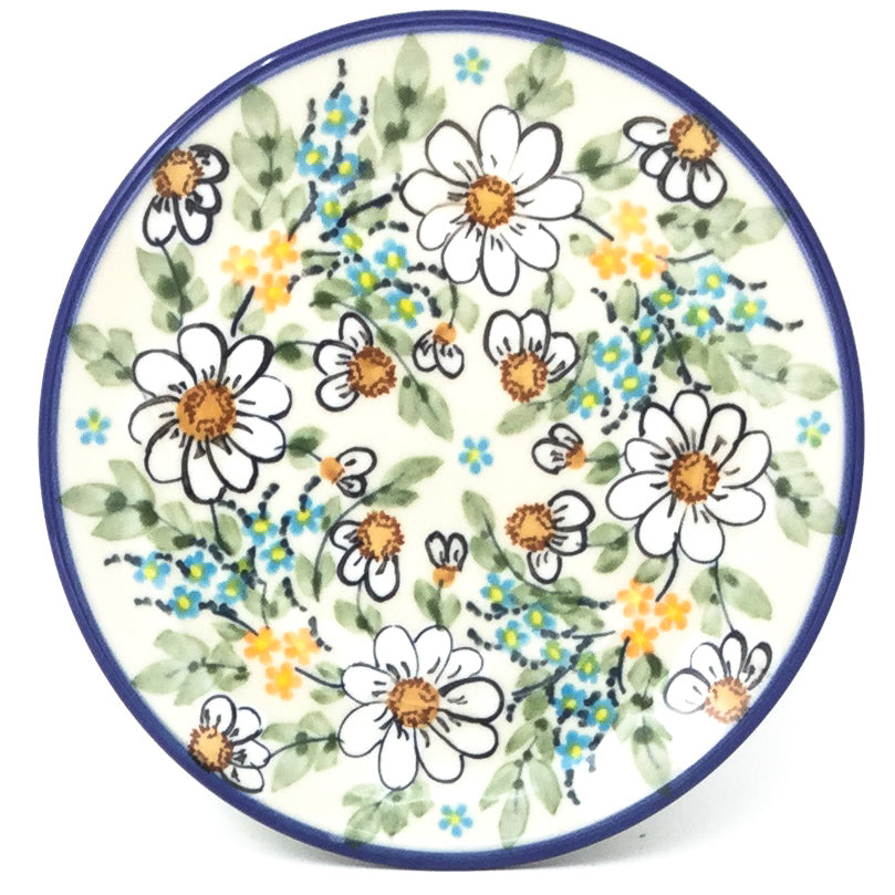 Bread & Butter Plate in Spectacular Daisy