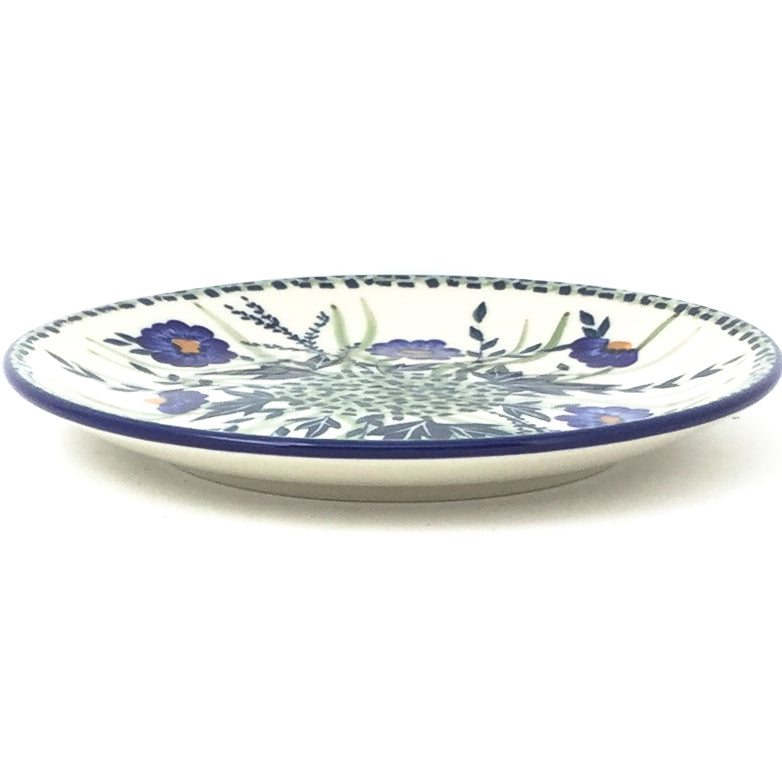 Bread & Butter Plate in Wild Blue