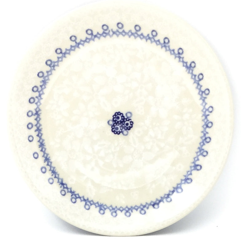Bread & Butter Plate in Delicate Blue