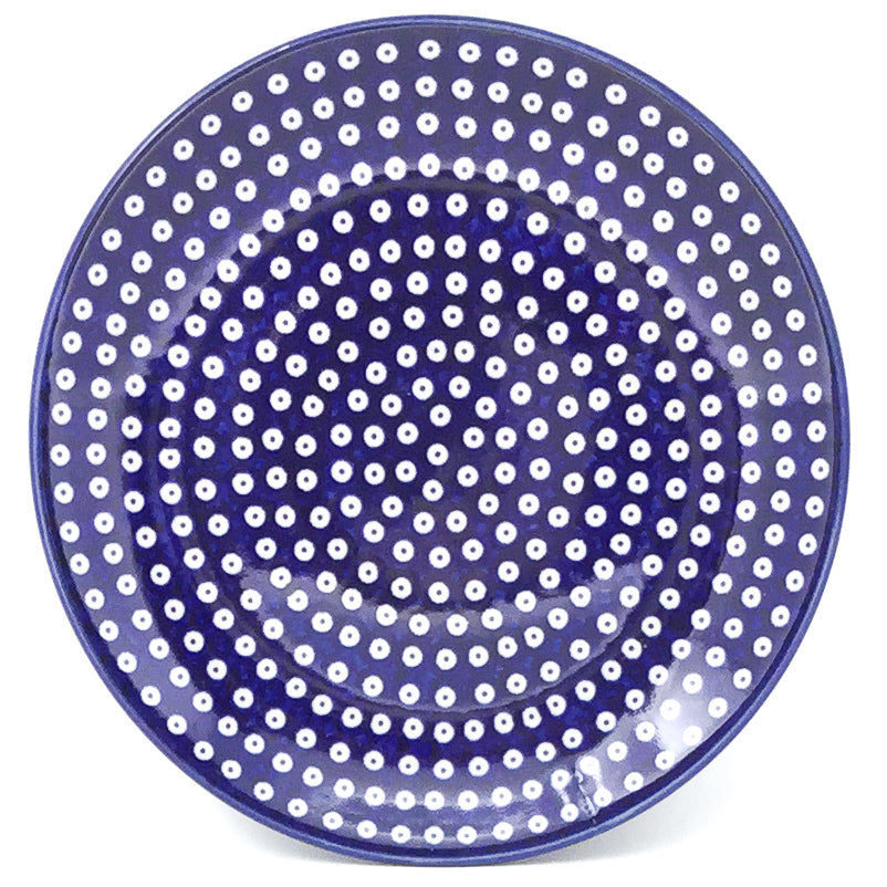 Bread & Butter Plate in Blue Elegance