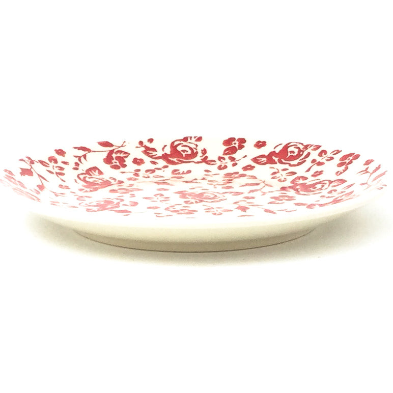 Bread & Butter Plate in Antique Red