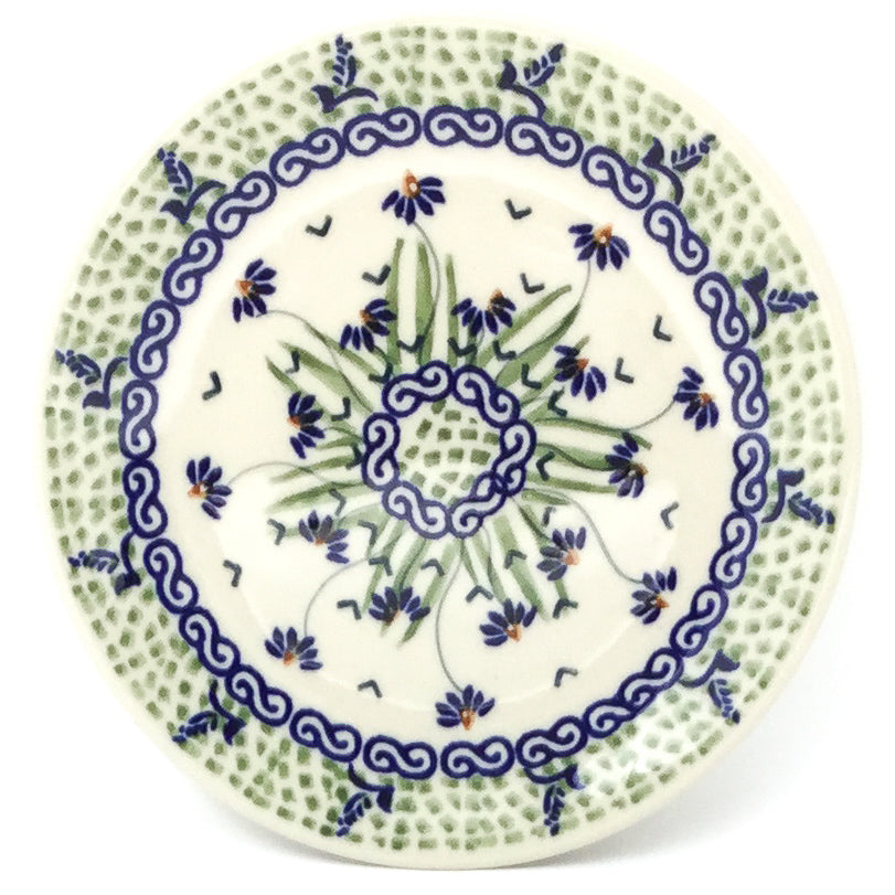 Bread & Butter Plate in Blue Iris