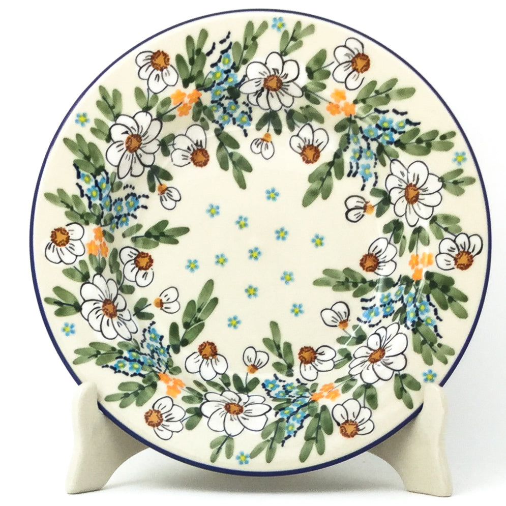 Soup Plate in Spectacular Daisy