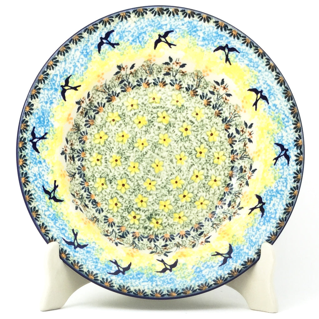 Soup Plate in Birds
