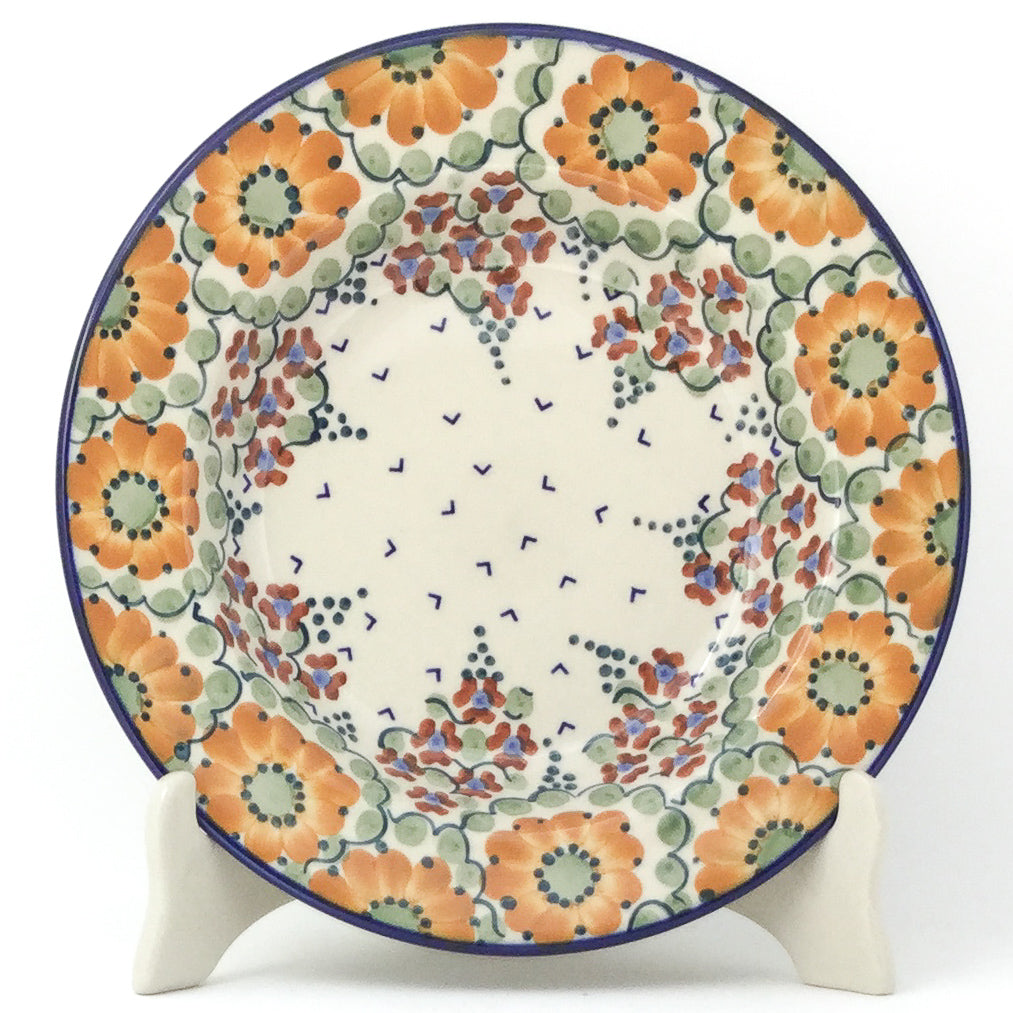 Soup Plate in Fall