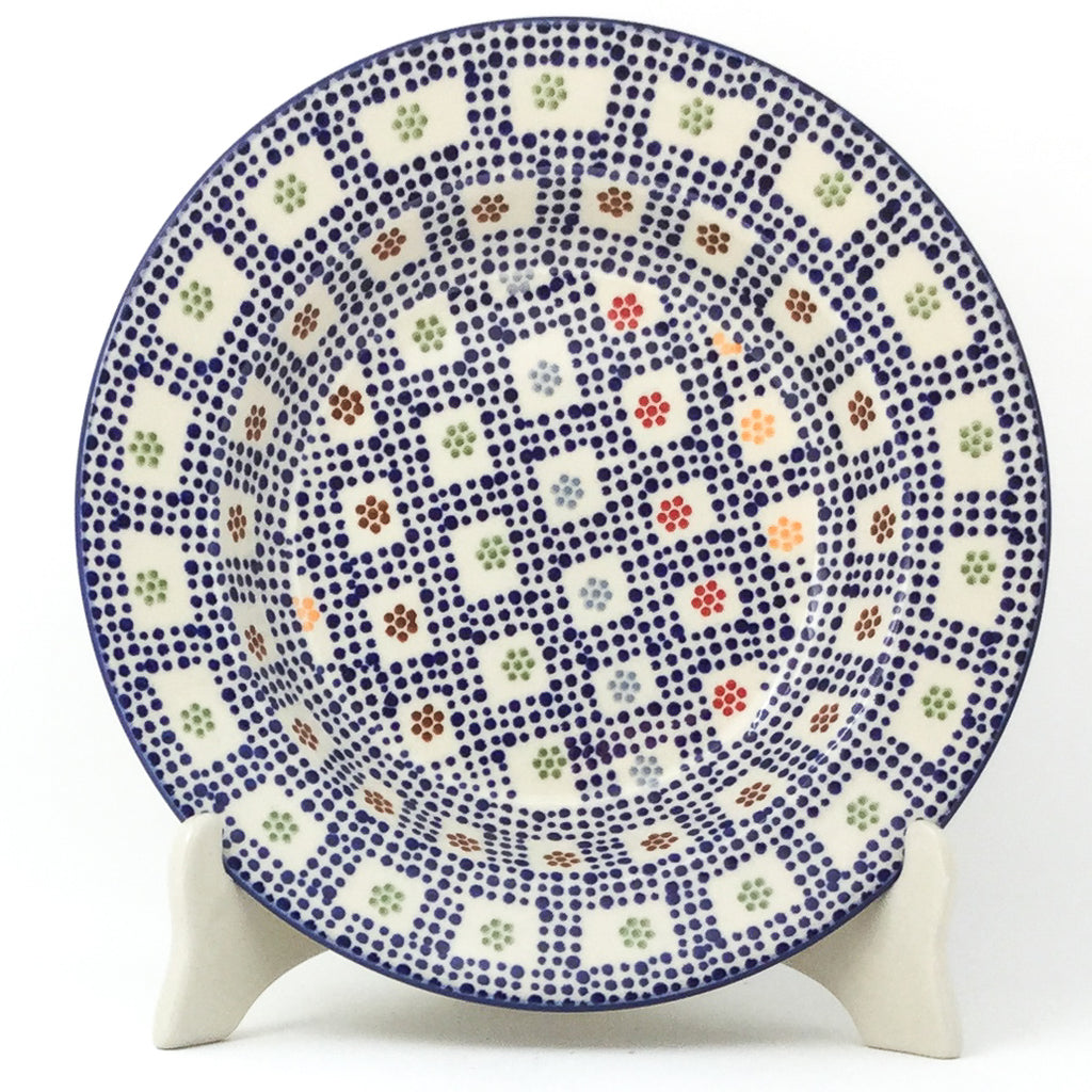 Soup Plate in Modern Checkers